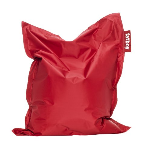 Fatboy 900.0500 Sitzsack Junior red