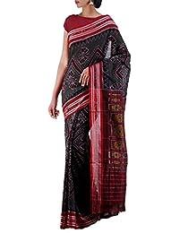 Unnati Silks Cotton Saree (Unm18463_Grey)