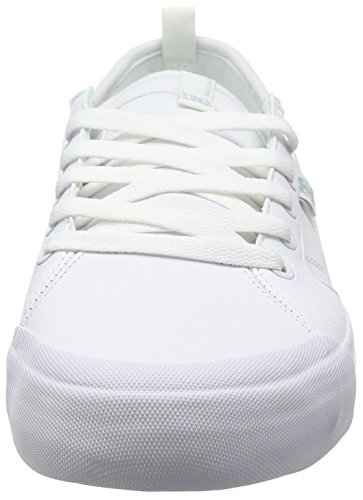 DC Shoes Herren Evan Smith Sneaker Weiß (White)