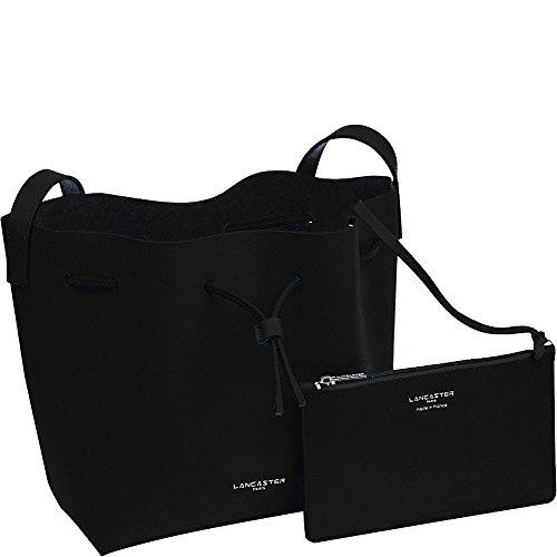 Lancaster , Damen Henkeltasche schwarz schwarz Einheitsgröße Noir (Schwarz)