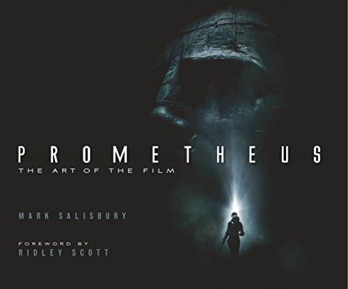 Prometheus: The Art of the Film (Film Tie in) por Mark Salisbury