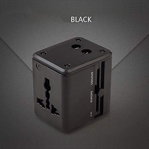 AYAH Enchufe Universal Universal de Viaje convertidor USB en el Extranjero Toma...