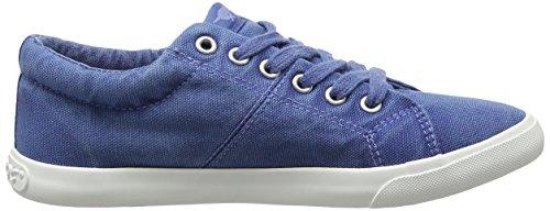 Rocket Dog Damen Campo Sneaker Blau (Blue)