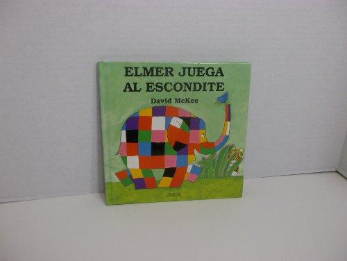 Elmer juega al escondite / Elmer plays hide and seek