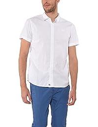 chemise manches courtes kaporal 5 fyp blanc