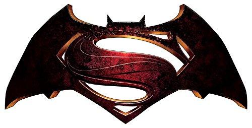 Stickersnews - Stickers Batman vs Superman réf 15079 Dimensions - 30 cm