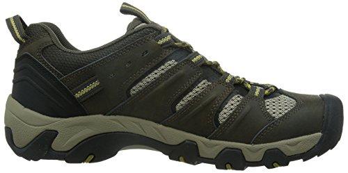 Keen Koven Chaussure De Marche - SS16 Marron (black olive/amber green)