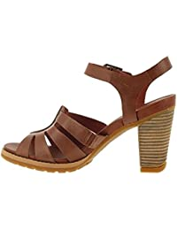 Timberland EK Damen Sandalen Stratham Heights Brown EU 41, UK 7.5