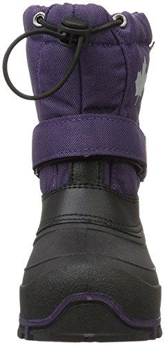 Canadians Unisex-Kinder Allwetterstiefel Schneestiefel Violett (880 LILAC)