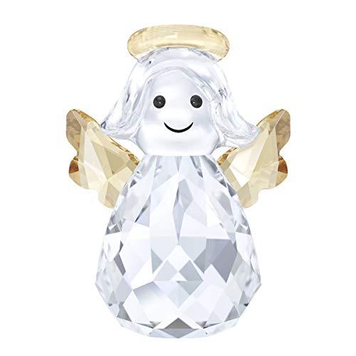 Swarovski Schaukelnder Engel Figur, Kristall, Transparent, 4.3 x 3.2 x 2.3 cm