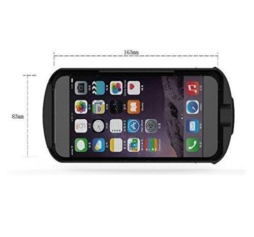 SainSonic VR BOX Phone Virtual Reality 3D Glasses with Bluetooth Control Gamepad Black
