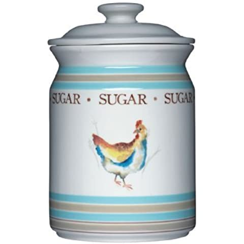 Kitchen Craft Hen House Ceramic Sugar Jar by Kitchen Craft