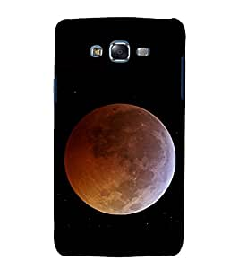 printtech Nature Solar System Planets Back Case Cover for Samsung Galaxy A8::Samsung Galaxy A8 A800F
