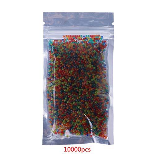 Neue 10000 Stücke Orbeez Weiche Kristall Wasserpistole Paintball Kugel Wachsende Wasserbälle