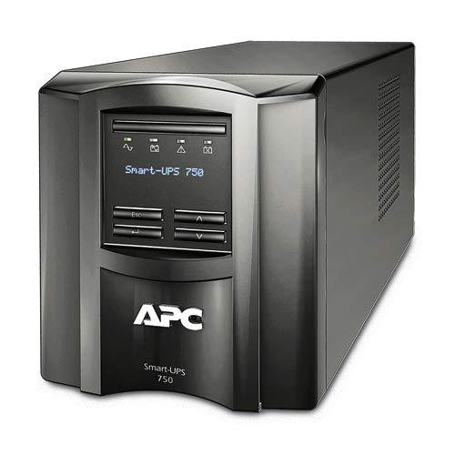Fujitsu FJT750I - Smart-UPS FJT750I Line-Interactive UPS - 750 VA/500 WTower 0.08 Hour Full Load - 6 x IEC 60320 C13 -