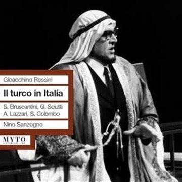 Il Turco in Italia: Bruscantini-Sciutti- (Turco Il In Italia)