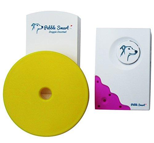 Artikelbild: Pebble Smart Doggie Doorbell - Fuchsia Accent by Pebble Smart