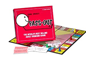 [Import Anglais]Pass Out Board Game
