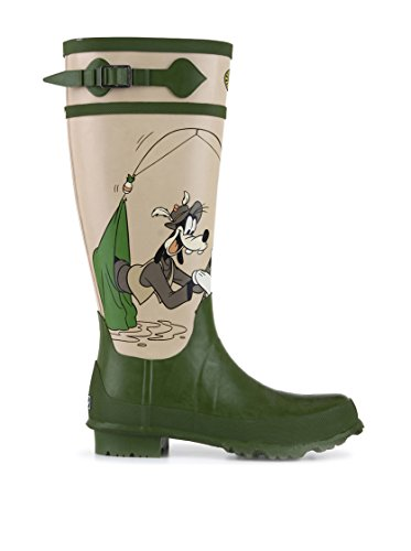 Stivali in gomma - Cartoon 745-disney Pippo Rbrw PIPPO BEIGE-MILITARY