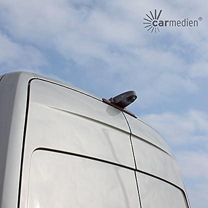 Carmedien-Transporter-Rckfahrkamera-cm-TRFK-speziell-fr-Kastenwagen-Kleintransporter-Mercedes-Sprinter-Crafter-Ducato