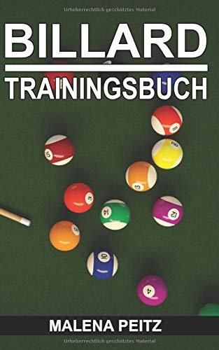 Billard Trainingsbuch por Malena Peitz