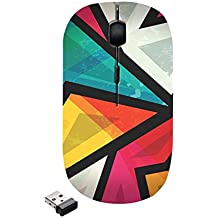 ZAPCASE Ultra Slim Wireless Optical Mouse