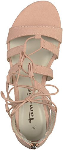 Tamaris 1-28100-36 Damen Sandalen Rose