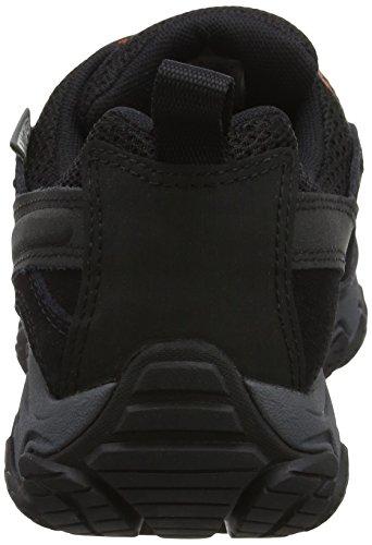 Merrell Terramorph Waterproof, Chaussures de Randonnée Basses Homme Noir (Black)