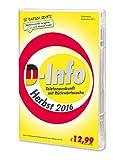 D-Info mit R�ckw�rtssuche Herbst 2016 Bild