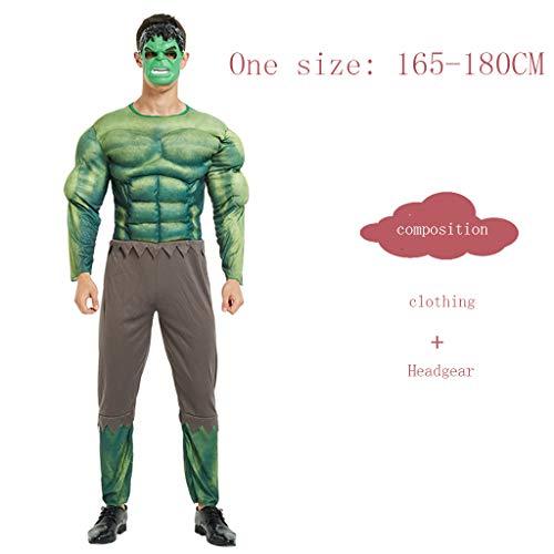 Black Panther Kostüm Movie Captain America Cosplay Kleidung Anzug Party Halloween Kostüme Für Männer Hulk (Black Panther Kostüm Männer)