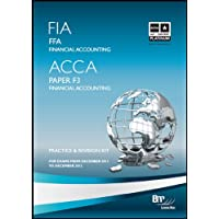 FIA - Foundations of Financial Accounting FFA: Revision