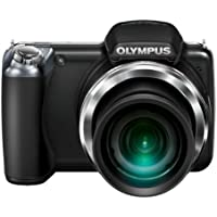 Olympus SP810 UZ V103020BE000 Appareil photo bridge 14,7 Mpix Zoom optique 36 x Noir