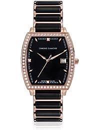 Chrono Diamond Reloj con movimiento cuarzo suizo Woman 10310F Leandra