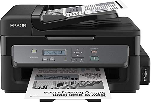 6. Epson M200 All-in-One Black & White Ink Tank Printer