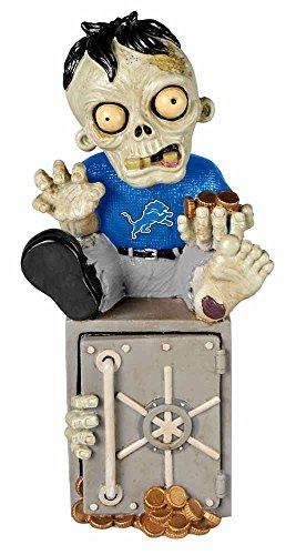NFL Spardose (Detroit Lions Zombie) (Detroit Lions Uniformen)