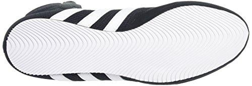 2 Adidas Noir Hog White Black uni Box boxschuhe boxschuh 4SS6qt