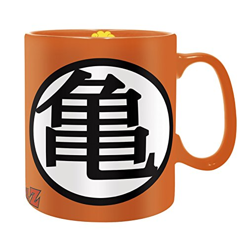 Taza Kame, símbolo. Dragon Ball Z