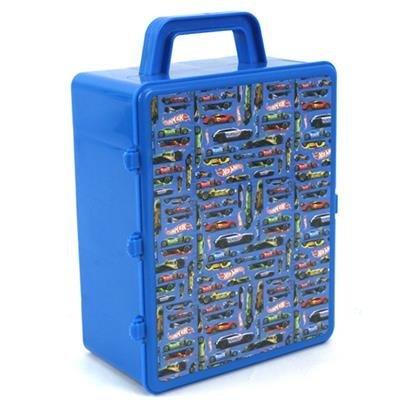 Hot Wheels Autosammlerkoffer / Aufbewahrungsbox von Mattel