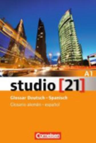Studio 21: Glossar Deutsch - Spanisch A1 por From Cornelsen Verlag GmbH & Co