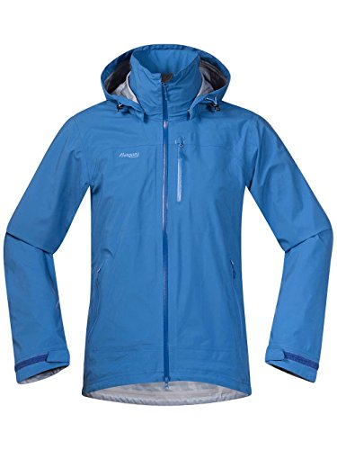 Bergans Gjende Jacket Men - Regenjacke, wasserdicht midblue/summerblue