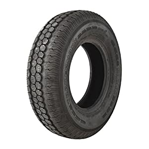 145 R10 anhänger Reifen 84/82N Radial Tubeless 500kg Max., 8-lagig