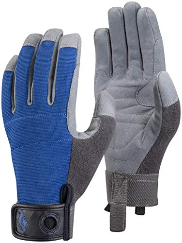 Black Diamond Crag Gloves - Guantes de Escalada, Via Ferrata y Entrenamiento