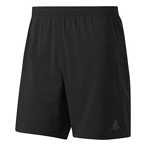 adidas Herren Supernova Shorts, Black, XL/5 Zoll