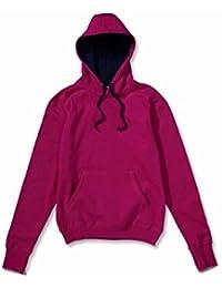 SG Contrast Damen Pullover mit Kapuze