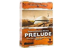 Ghenos Games-terraforming Prelude Expansión para terraformin Mars, Multicolor, tmpr