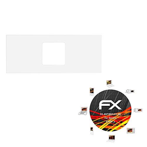 atFoliX Schutzfolie kompatibel mit Garmin Vivofit jr Displayschutzfolie, HD-Entspiegelung FX Folie (3X)