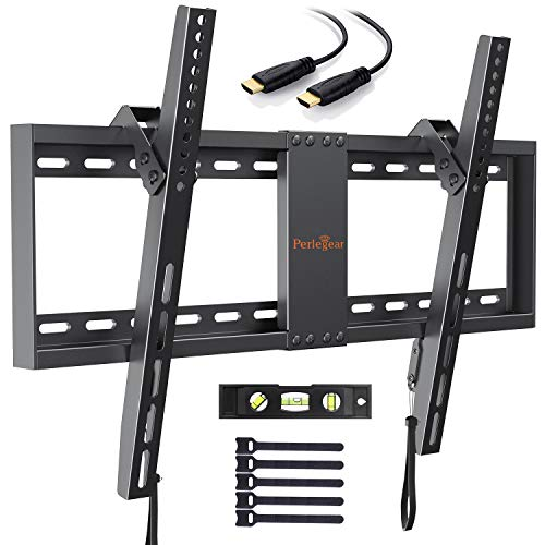 TV Wall Bracket, Tilt TV Mount f...