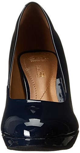 Pompa Clarks Brier Dolly Dress Navy