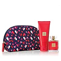 Avon Little Red Dress All Yours Gift Set,3 Piece