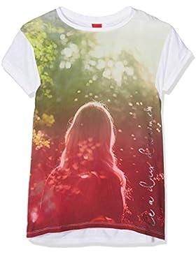 s.Oliver Mädchen T-Shirt 66.703.32.4626